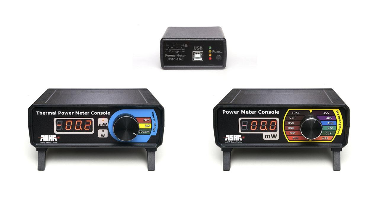 Power Meter Consoles