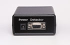 PMC-103 | Photodiode Power Meter Console | Back View