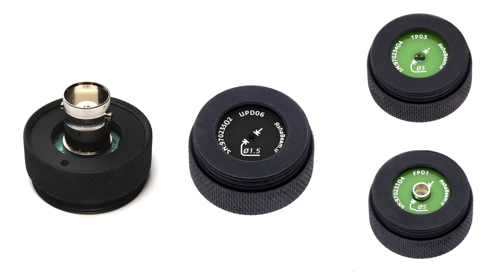Unbiased-Photo-Detectors