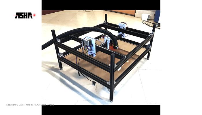دستگاه CNC لیزری