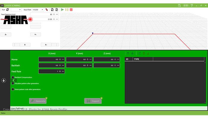 Laser Scribing | Software
